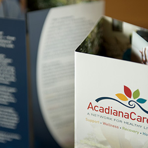 Acadiana Cares Brochure