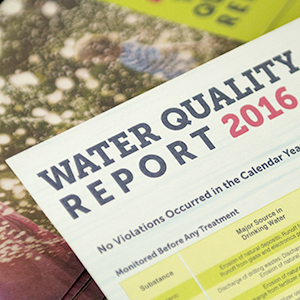 LUS Water Quality Report