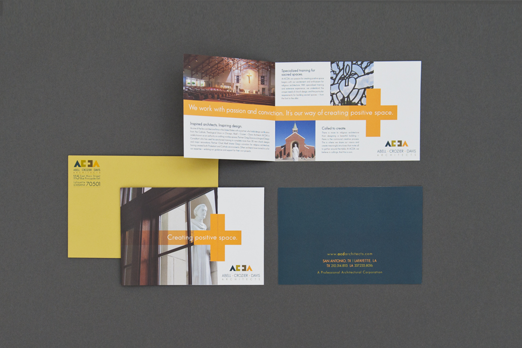 Abell + Crozier + Davis Architects | Liturgical Architecture Brochure