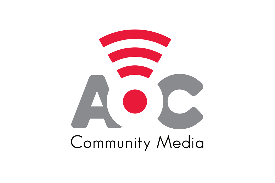 AOC Community Media | Logo portfolio