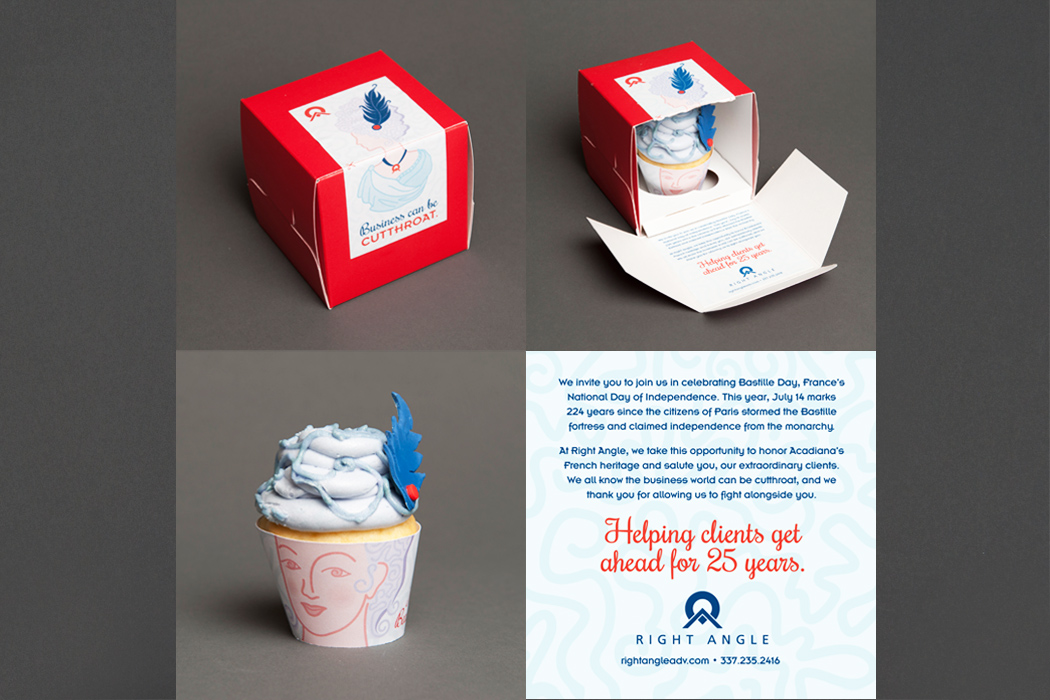 Right Angle | Bastille Day Client Appriciation Day 2013 portfolio