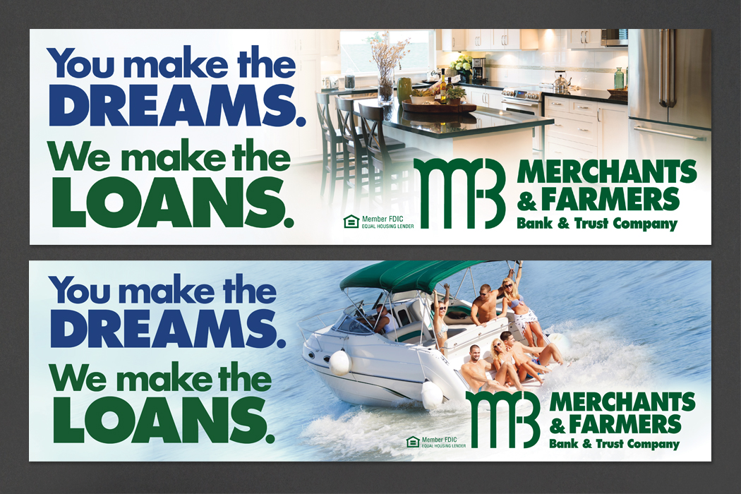 Merchant & Farmers Bank | Outdoor portfolio